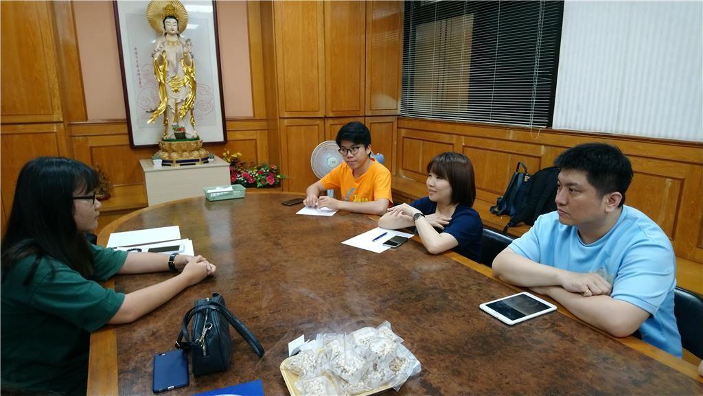 0331南區青年大學面試模擬 經驗傳承尋夢踏實